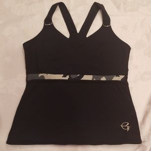 Women Equilibrium Active Wear Tank